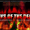Days of the Dead is a new horror convention coming to the midwest this summer. Come check out the festivities for vendors, celebrity panels, a...