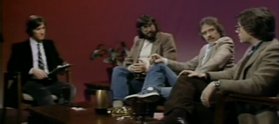 David Cronenberg, John Carpenter and John Landis discussing horror. Nuff said.