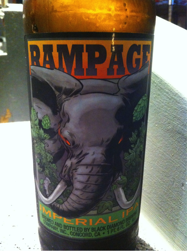 Rampage Imperial IPA