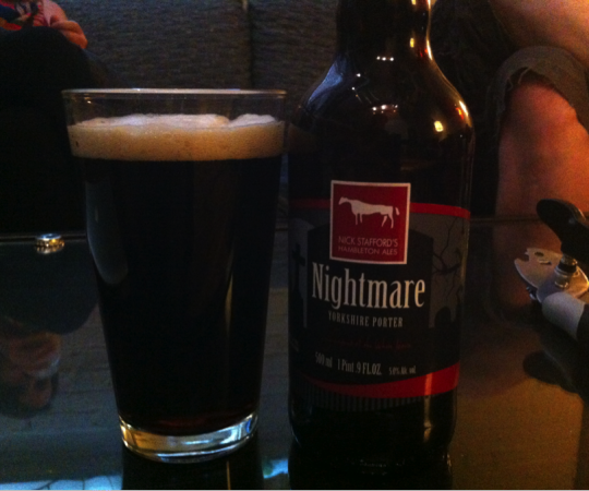 Hambleton Nightmare Yorkshire Porter