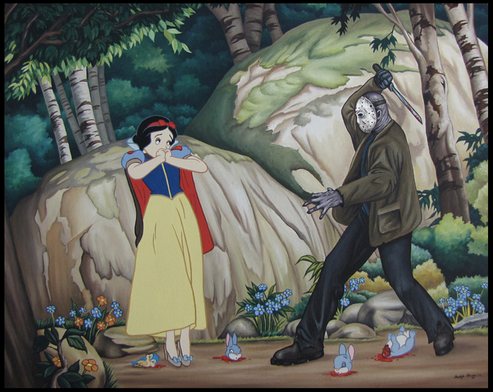 Snow White Friday the 13th
