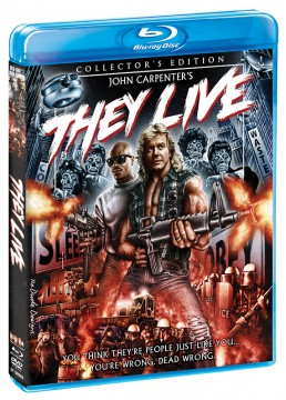 New They Live Cover