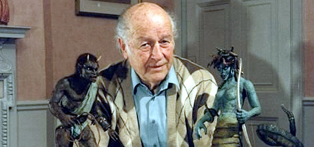 Special-effects legend and pioneer Ray Harryhausen, died Tuesday at the age of 92. A lot of us horror-geeks are in mourning, but in the wake...