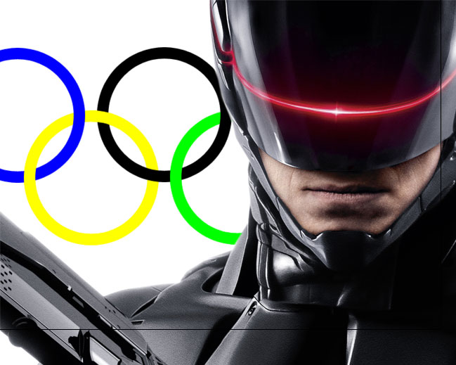 Episode #57 - Robocop and sex in the olympic village