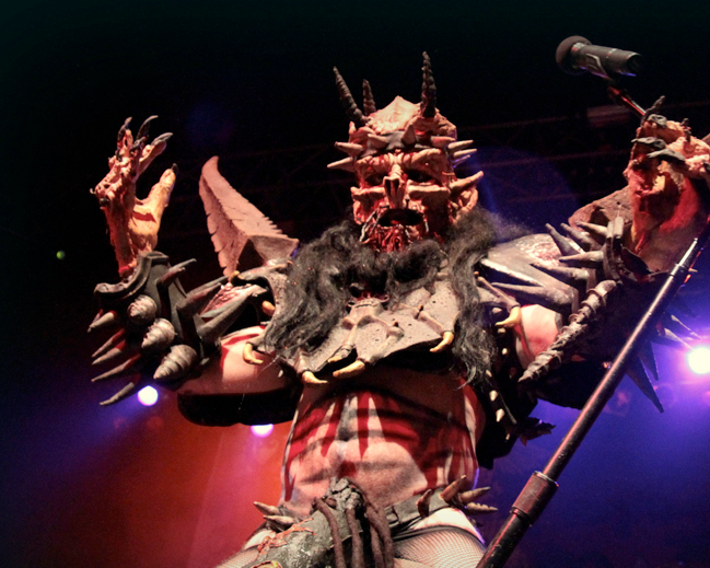 [AUDIO] GWAR front man Dave Brockie dead at 50