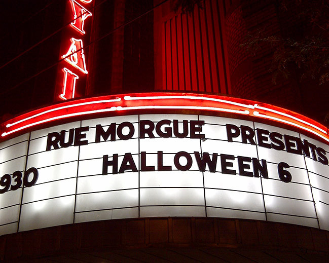 CURSE NO MORE – How Rue-Morgue Magazine and the new Box Set has finally brought Halloween 6: The Producer's Cut to the prominence it deserves.