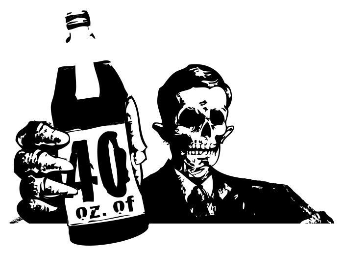 40oz. Of Horror - Home