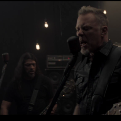 "New Metallica Song ""Moth Into Flame"""