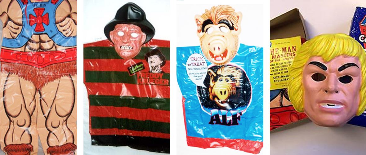 9 Halloween Costumes You Wore as a Kid in the 80s and 90s