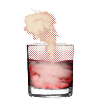 American Horror Story-themed Halloween Cocktails: Smoking Gun