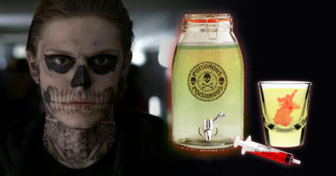 American Horror Story-Themed Halloween Cocktail Recipes