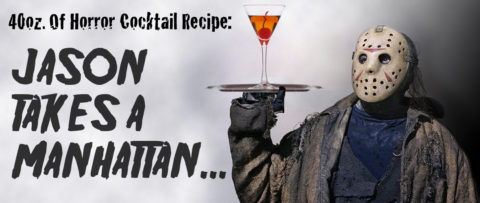 40oz. Of Horror Halloween Cocktail Recipes