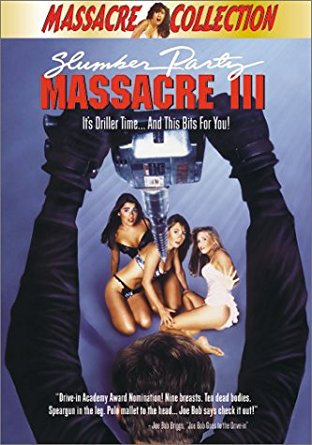 Slumber Party Massacre III CVD Cover