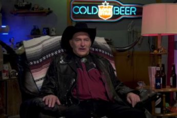 Joe Bob Briggs THE LAST DRIVE-IN on Shudder