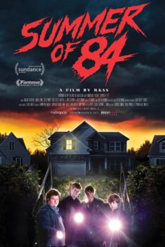Summer of '84 Movie Poster