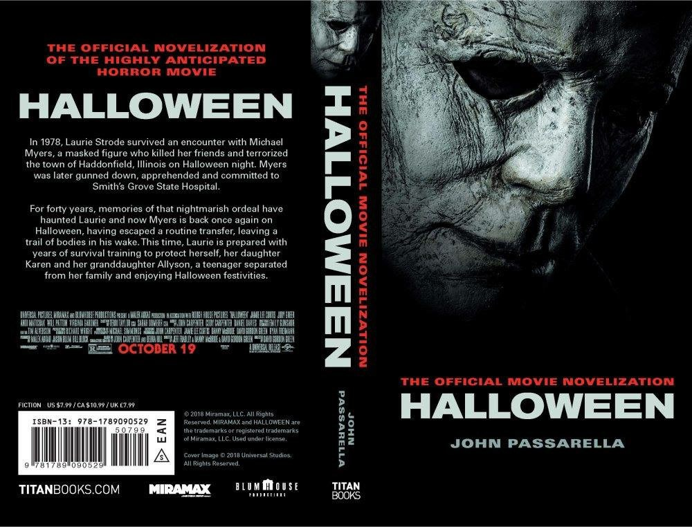 Halloween Novelization